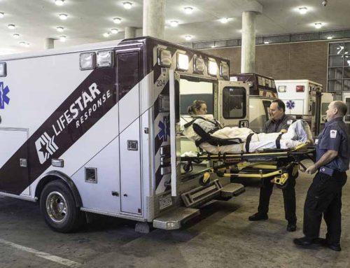 Lifestar Ambulance